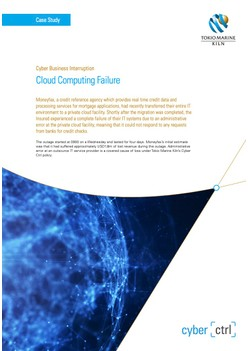 Cloud Computing Failure