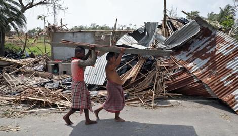Cyclone Amphan loss estimated at $13 billion in India, may rise in Bangladesh - Reuters
