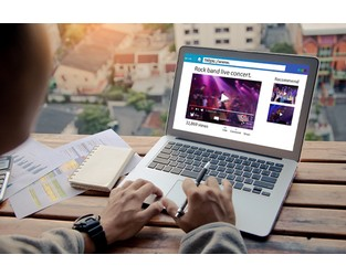 The 'Virtual Ticket': Live Streaming & The Future of Online Events