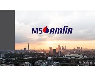 MS Amlin to cut Lloyd's hull book by 30% in 2021