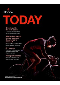 Hiscox Today - issue 1