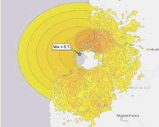 Mw 6.7 Earthquake – Near Coquimbo, Chile