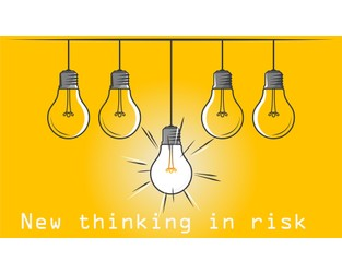 Where should risk management be placed within the governance structure of a business?