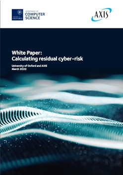 White Paper: Calculating residual cyberrisk