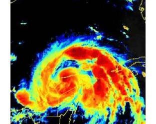 Zeta Landfall as Category-1 on Yucatan Peninsula; Final Category-1 Landfall Forecast Late Wednesday Over Southeast Louisiana