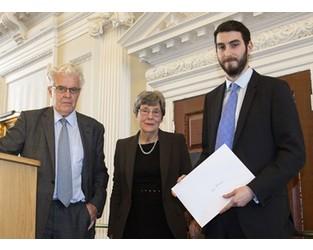 StrategicRISK picks up prestigious financial journalism award