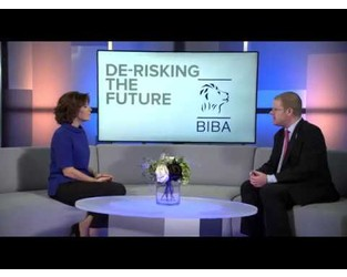 BIBA 2018 Vision Interview De Risking the Future