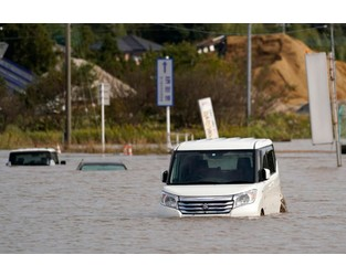 Torrential Rain Causes Flooding, Mudslides in Japan, Killing at Least 10