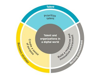 Talent and organizations in a digital world