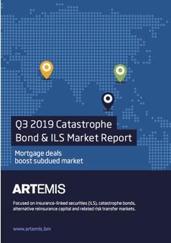 Q3 2019 Catastrophe Bond & ILS Market Report