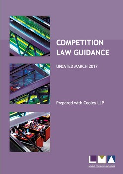 Competition Law Guidance