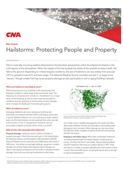 Hailstorms: Protecting People and Property