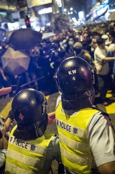Hong Kong protests highlight need for political risk focus