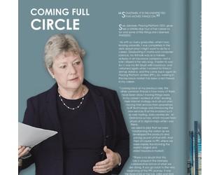 PPL CEO talks to the Market People Magazine