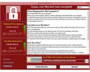 Reimagining the WannaCry Cyberattack