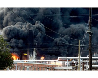 Texas Plant Rocked by Explosions Was Declared High Priority Violator by EPA