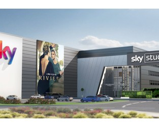 Green light for £230m Sky Studios Elstree - Construction Enquirer