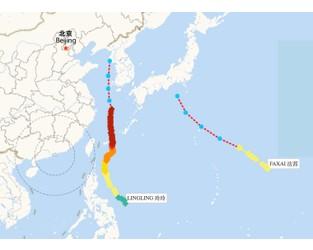 Peak Re Typhoon Alert