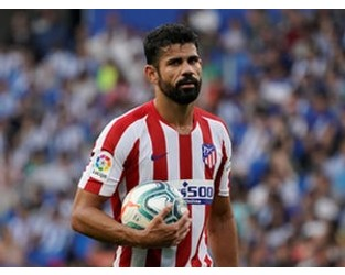 Atletico Madrid forward Diego Costa to miss three months with neck injury - Sports Mole