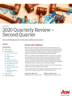 2020 Quarterly Review - Second Quarter
