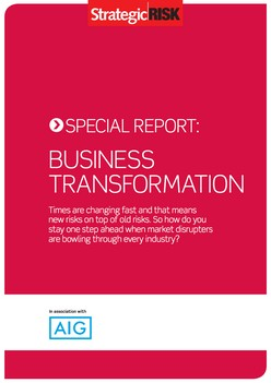Special Report: Business Transformation - Strategic Risk