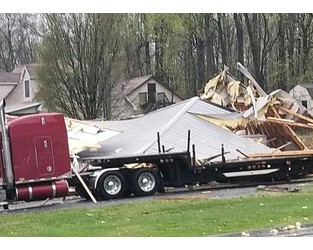 Record number of tornadoes hit Pennsylvania in April – so far - Penn Live