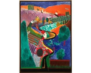$35 M. Hockney California Landscape to Sell at Phillips - Art Market Monitor