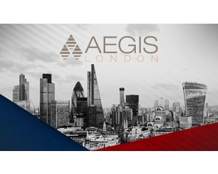 Aegis London to exit property treaty