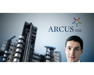 ERS-backed Arcus adds Faraday's US treaty head Waters as gears up for property push
