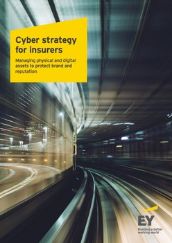 Cyber strategy for insurers:  Managing physical and digital assets to protect brand and reputation