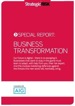 Special Report: Business Transformation - Strategic Risk