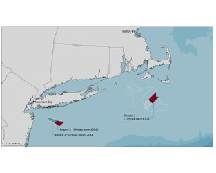 New York State to get 3.3GW in offshore wind capacity - GCR