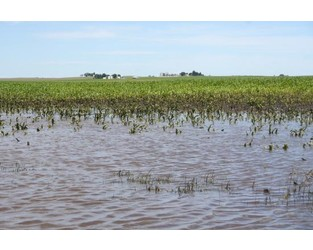 Increased risk of spring flooding in central and southeastern states - Agriculture.com