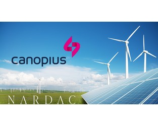Nardac secures $50mn Canopius line for NA onshore renewables