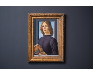 Rare $80 M. Botticelli Portrait Poised to Break Records at Sotheby's Auction - Art Market Monitor