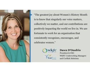 Ryan Specialty Group celebrates Women's History Month
