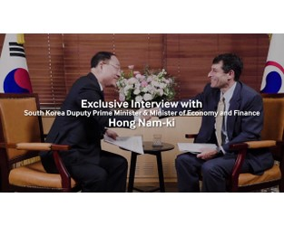 Video: Fitch Ratings Exclusive Interview with South Korean Deputy Prime Minister
