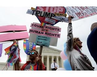 U.S. Supreme Court divided over gay, transgender employment protection - Reuters