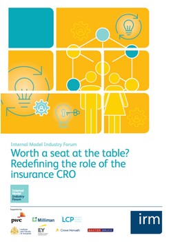 Worth a seat at the table? Redefining the role of the insurance CRO