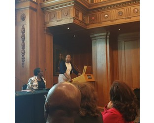 China fears amid Africa's protection gap optimism - Afro-Asian event at Lloyd's