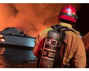 Families of 34 California Dive Boat Fire Victims Advocate
