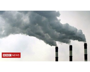 Scale of UK fossil fuel support 'staggering' - BBC