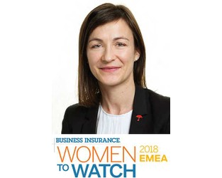 2018 Women to Watch EMEA: Ewa Machlarz - Business Insurance