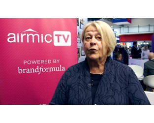 Julia Graham talks Roads to Revolution at Airmic 2018