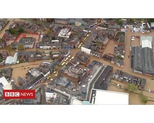 'Bizarre' sluice gate delay 'made flooding worse' - BBC