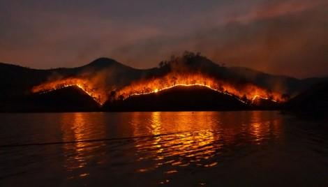 Wildfire Season Off to Perilous Start