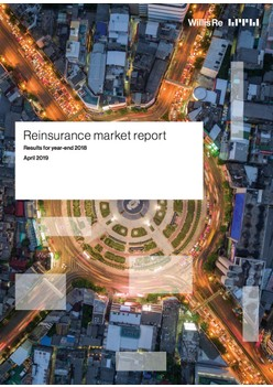 Reinsurance market report - Results for year-end 2018
