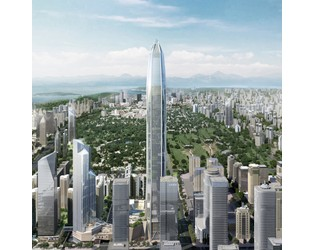 Top 9 tallest skyscrapers completing in 2016 - Dezeen