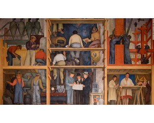 San Francisco officials move to block potential sale of historic Diego Rivera mural - CNN