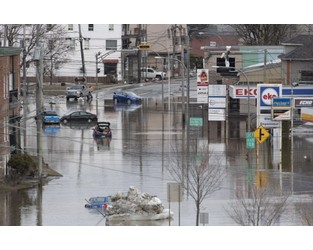 Flooding fears persist in Quebec town after worst deluge in 48 years - Canadian Underwriter